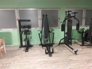 la salle muscu